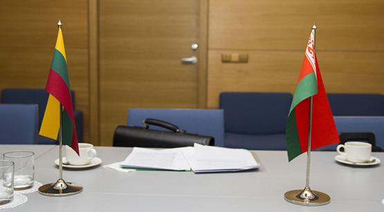 Порядок взаимодействия Литва Беларусь