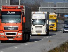 Европа изменила правила для международных перевозок
