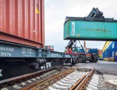 Gudok12.11 8  232x178 - Электронные опыты на Белорусской железной дороге