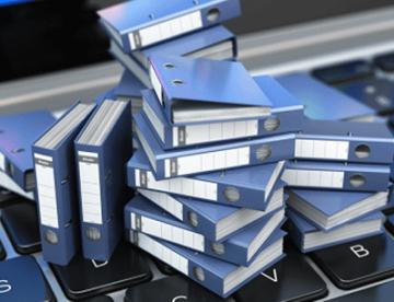 электронные формы документов